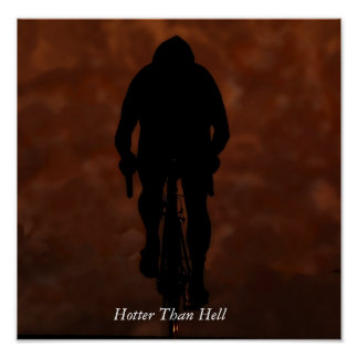 HotterthanHell, Hotter Than Hell Poster