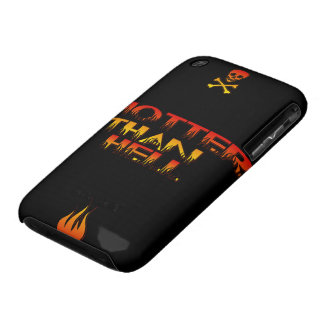 HotterThanHell logo iPhone 3G/3GS Casemate Custom Case-Mate iPhone 3 Cases