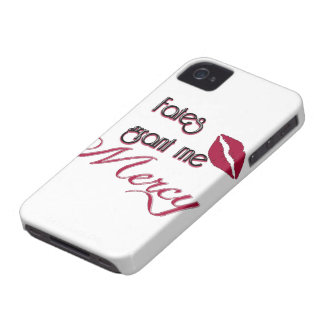 HotterThanHell Mercy Me Blackberry Bold Case