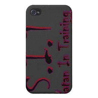 HotterThanHell- S.I.T. iPhone 4 Cárcasa
