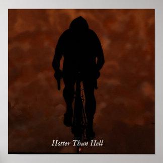 HotterthanHell, vibra que infierno Poster