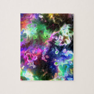 Hottest Colors multiple products selected Puzzle