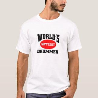Hottest Drummer T-Shirt