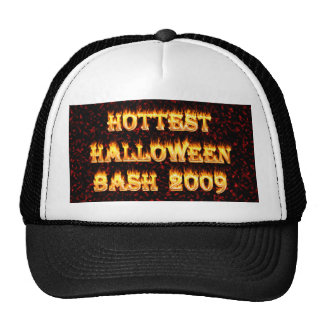 Hottest Halloween Bash 2009 Red Hats