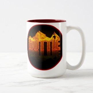 Hottie flamea la taza
