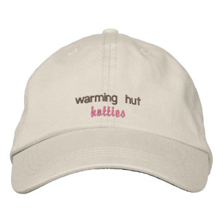 Hottie Hat Embroidered Baseball Caps