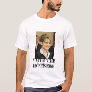 Hottie Sarah Palin T-Shirt