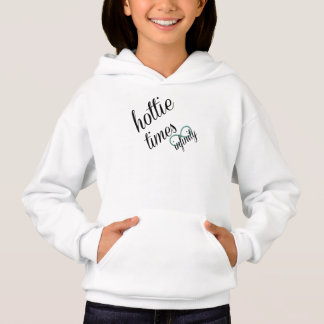 Hottie Times Infinity Double Sided Printing Hoodie