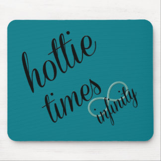hottie times infinity mouse pad
