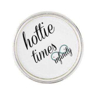 Hottie Times Infinity Pin