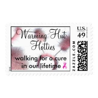 Hotties Postage Stamp