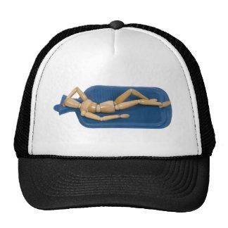 HotVacation112609 copy Trucker Hats