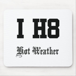 hotweather mouse pad