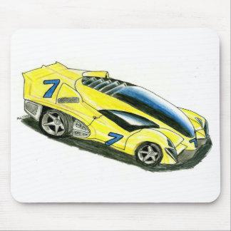 Hotwheel Car Mousepad