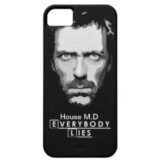 Hou see M.D Everybody scythe's iPhone SE/5/5s Case
