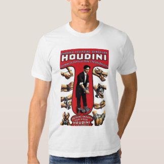 Houdini 1900s t-shirt