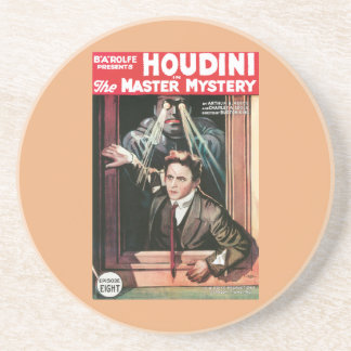 Houdini, amo del misterio posavasos manualidades