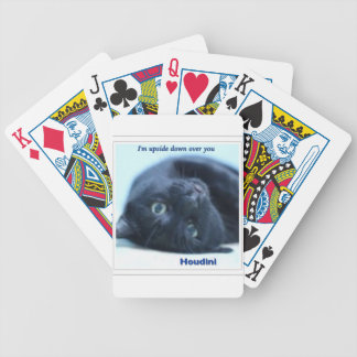 Houdini Bicycle Playing Cards