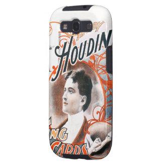 Houdini - caja de la casamata de Samsung Galaxy S3 Carcasas