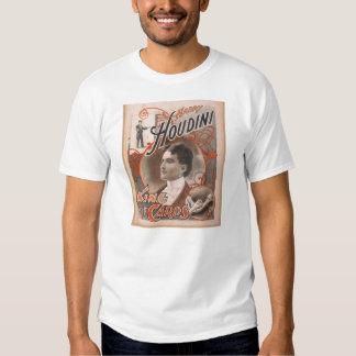 Houdini Classic Poster T-Shirt