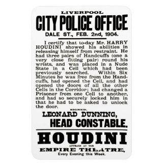 Houdini en el imán de Liverpool