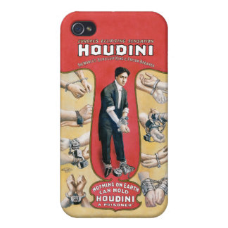 Houdini Handcuff King Cover For iPhone 4
