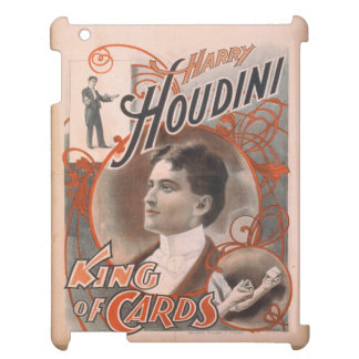 Houdini iPad 2/3/4 Case Cover For The iPad 2 3 4