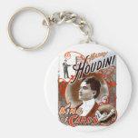 Houdini - King of Cards Keychain