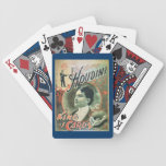 Houdini playing cards