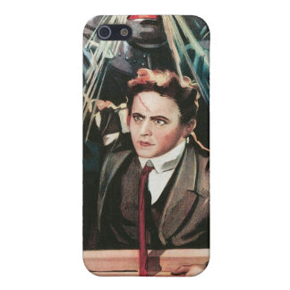 Houdini ~ Vintage Master Mystery Escape Artist iPhone SE/5/5s Case