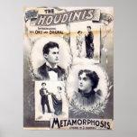 Houdinis Metamorphosis Posters