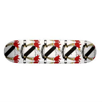 Hough Family Crest Skateboard Deck