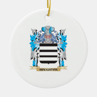 Houghton Coat of Arms - Family Crest Ornament