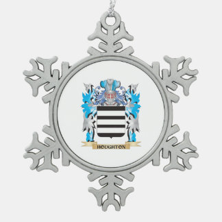 Houghton Coat of Arms - Family Crest Ornaments
