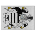 Houghton Family Crest Cutting Board
