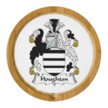 Houghton Family Crest Round Cheeseboard