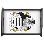 Houghton Family Crest Serving Trays