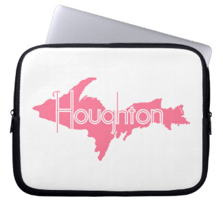 Houghton Michigan Upper Peninsula Computer Sleeves