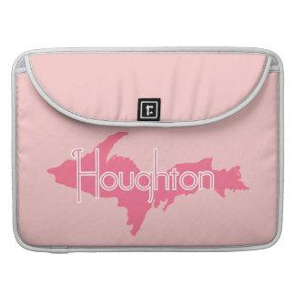 Houghton Michigan Upper Peninsula MacBook Pro Sleeves