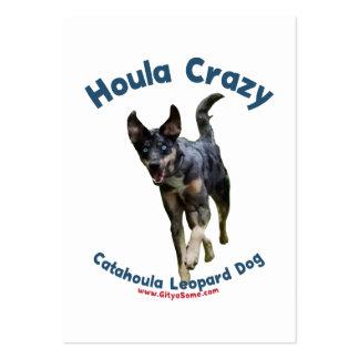 Houla Dog Crazy Business Card Templates