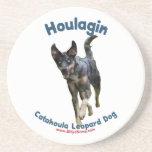 Houlagin Catahoula Dog Drink Coasters