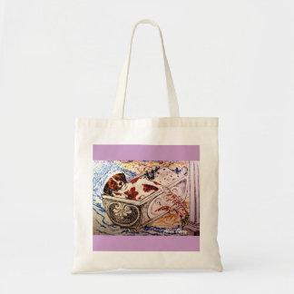 Hound Adrift Canvas Bag