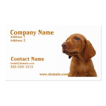 Hound Business Card