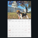 "Hound District 18 Month Calendar<br><div class=""desc"">The royalties are 5% and that will be used to sponsor hounds in need on behalf of Hound District.</div>"