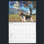 """Hound District 18 Month Calendar<br><div class=""""desc"""">The royalties are 5% and that will be used to sponsor hounds in need on behalf of Hound District.</div>"""