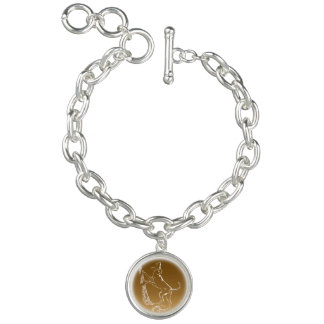 Hound Dog Bracelet Hunting Dog Art Bracelets Gifts