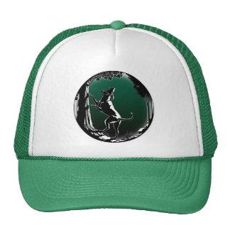 Hound Dog Cap Hunting Dog Art Hats Caps