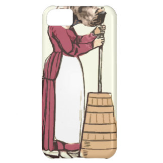 Hound Dog Churn Butter iPhone 5C Cover