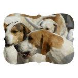 Hound Dog Custom Invites