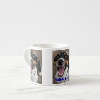 Hound Dog Espresso Mug 6 Oz Ceramic Espresso Cup